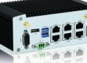 EMBEDDED LINUX SYSTEM HAS FIVE GBE PORTS FOR TSN