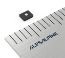 ALPS ALPINE DEVELOPS FORCE SENSOR WITH HIGH IMPACT RESISTANCE