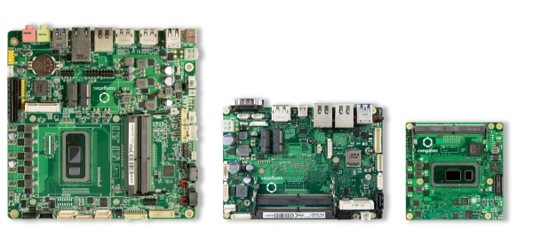 CONGATEC BOARDS WITH 8TH GEN INTEL® CORE™ MOBILE PROCESSOR AND 10+ YEARS AVAILABILITY