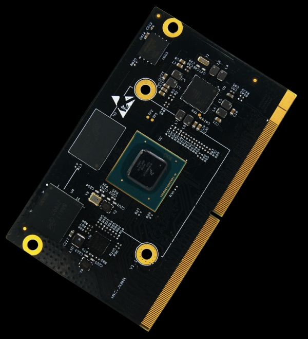 HIGH-PERFORMANCE ARM SOM POWERED BY NXP I.MX 8M