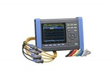 HIOKI PQ3198 POWER QUALITY ANALYZER FOR EASY INVESTIGATIONS OF POWER CHARACTERISTICS AND PROBLEMS