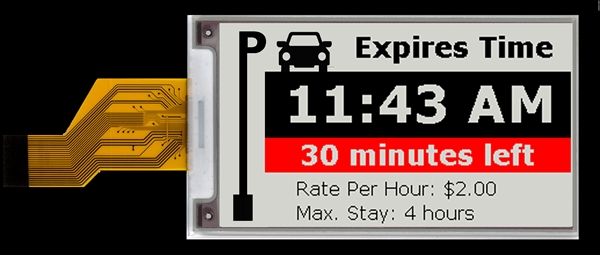 PERVASIVE DISPLAYS EXPANDS ITS POPULAR RANGE OF RED TRI-COLOR E-PAPER DISPLAYS