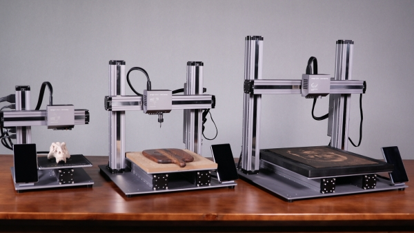SNAPMAKER 2.0 3D PRINTER FASTEST EVER PROJECT TO REACH $1M ON KICKSTARTER!
