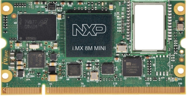 SODIMM MODULE FEATURES I.MX8M MINI NANO WITH UP TO 8GB RAM
