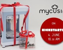 WORLD'S FIRST CONSUMER 3D CHOCO PRINTER STARTING AT 198 €