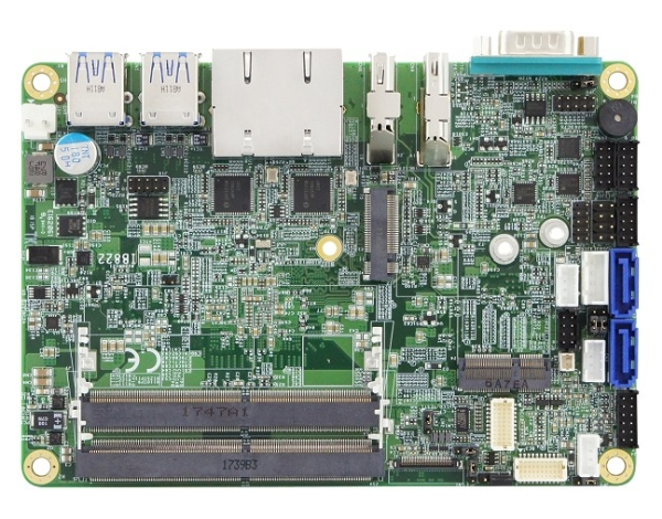 IB822 – 3.5-INCH SBC FEATURES INTEL GEMINI LAKE