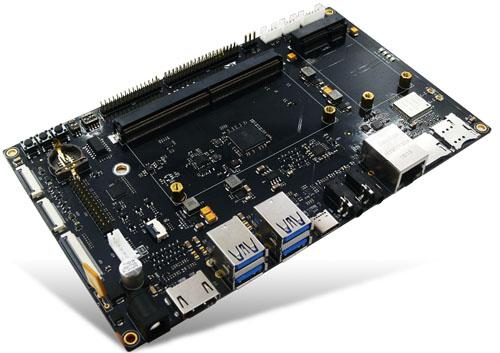 MYIR MYC-JX8MX MODULE SUPPORTS LINUX ON I.MX8M COM