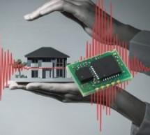 ULTRA-COMPACT HIGH ACCURACY EARTHQUAKE DETECTION SENSOR MODULE