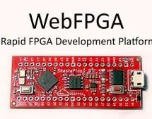 WEBFPGA: RAPID FPGA DEVELOPMENT SYSTEM ON THE CLOUD