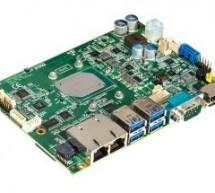 "3.5"" EMBEDDED SBC WITH INTEL® ATOM® X5-E3940 PROCESSOR, LVDS, HDMI, 2 GBE LANS AND AUDIO"