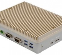 AI@EDGE COMPACT FANLESS EMBEDDED BOX PC WITH NVIDIA JETSON TX2 AND 4 POE LAN