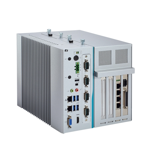 AXIOMTEK'S IPS962-512-POE FEATURE-RICH, HIGHLY EXPANDABLE MACHINE VISION SYSTEM WITH REAL-TIME VISION I/O AND POE LANS