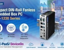 COMPACT DIN-RAIL FANLESS EMBEDDED BOX PC FOR INTELLIGENT MANUFACTURING AND OUTDOOR APPLICATIONS