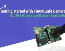 E-CON SYSTEMS LAUNCHES FSCAM_CU135 – THE LATEST 4K MULTI FRAME BUFFER USB CAMERA