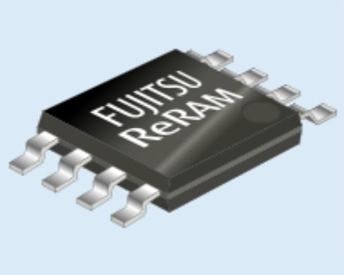 FUJITSU SEMICONDUCTOR RELEASES WORLD'S LARGEST DENSITY 8MBIT RERAM PRODUCT FROM SEPTEMBER
