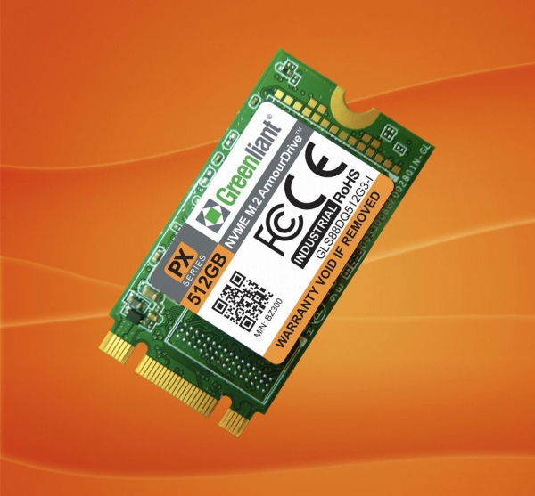 GREENLIANT DELIVERS ULTRA-FAST SPEEDS WITH NVME M.2 ARMOURDRIVE SSDS