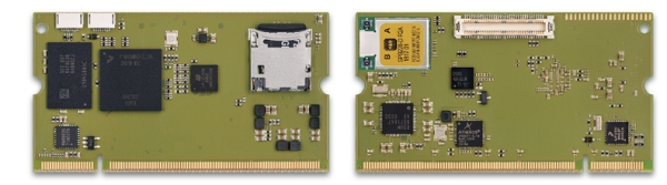 SODIMM-STYLE MODULES EXPAND UPON I.MX8M AND I.MX8M MINI