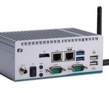 AXIOMTEK'S EBOX100-51R-FL – A FANLESS ULTRA COMPACT EMBEDDED SYSTEM FOR EDGE COMPUTING