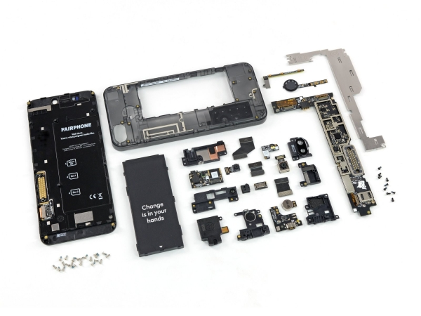 FAIRPHONE'S SUSTAINABLE AND REPAIRABLE MOBILE PHONE LAUNCHES OUT SOON