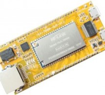 HLK-7688A OPENWRT DEVELOPMENT BOARD COMES WITH AN AUDIO JACK