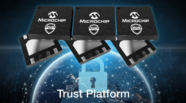 MICROCHIP SIMPLIFIES HARDWARE-BASED IOT SECURITY