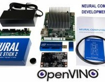 NEURAL COMPUTING KIT COMBINES ATOMIC PI SBC WITH INTEL'S NCS2