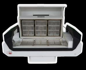 NEW CONVECTION REFLOW OVEN FOR SOLDERING WITH 6 HEATING ZONES