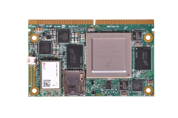 THE CORTEX® M4F ENABLING NEXT-GENERATION REAL-TIME PROCESSING IN I.MX8QM SMARC SYSTEM ON MODULE