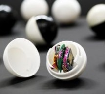 SMART MARBLES AND AI TO DETECT FLAWS IN PIPELINES
