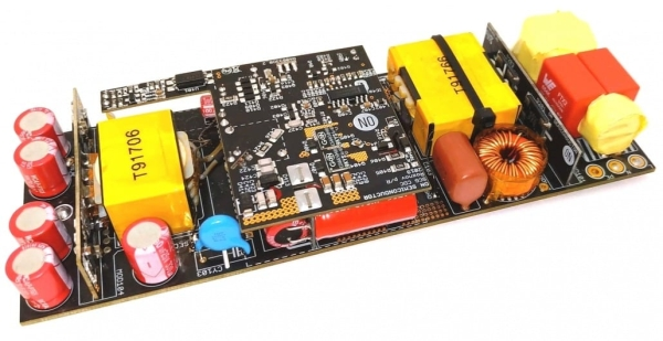 300W GAN-BASED ULTRA-HIGH POWER DENSITY AC-DC ADAPTER REFERENCE DESIGN