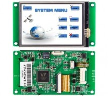 DESIGN CUSTOM UI WITH STONE TECH INTELLIGENT TFT LCD MODULE
