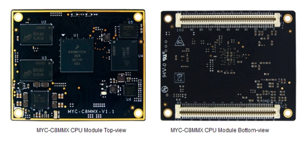 MYIR INTRODUCES ARM SOM POWERED BY NXP I.MX 8M MINI