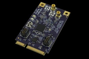GW16122 IOT MINI-PCIE CARD HANDLES 2.4GHZ LINKS