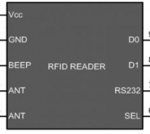 How to interface RFID with PIC18F4550 Microcontroller- (Part 15/25)