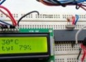Interfacing DHT11 with PIC16F877A for Temperature and Humidity Measurement