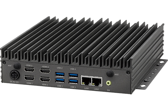 NEXCOM NDIS V1000: THE 4K DIGITAL SIGNAGE PLAYER