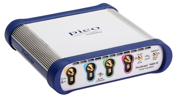 PICOSCOPE 4-CHANNEL 16GHZ SAMPLER-EXTENDED REAL-TIME OSCILLOSCOPES