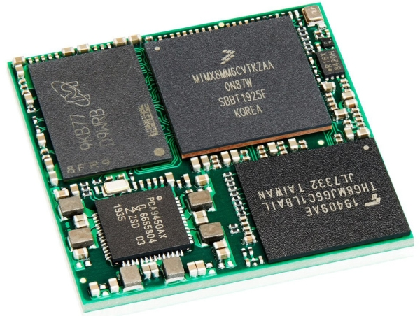 POWERFUL, COMPACT AND READY2USE – THE NEW KONTRON SYSTEM-ON-MODULE (SOM)