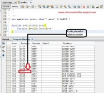 Placing code in a specific Rom/Flash/Program Memory Address of Microchip Pic Microcontroller