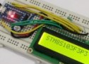 Interfacing 16×2 Alphanumeric LCD display with STM8 Microcontroller