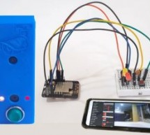Smart Wi-Fi Video Doorbell using ESP32 and Camera