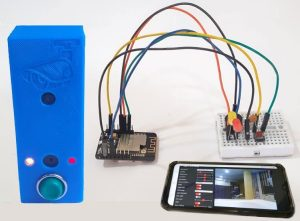 Smart Wi-Fi Video Doorbell using ESP32 and Camera