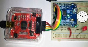 Timers on Nuvoton N76E003 Microcontroller - Blink LED using Timer ISR and Timer Delay